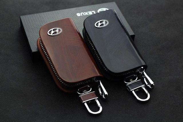 브라질 가죽 패턴 자동차 키 케이스 현대 rohens-쿠페 소나타 엘란트라 h-1 벨로 스터 i30 베르나 ix45