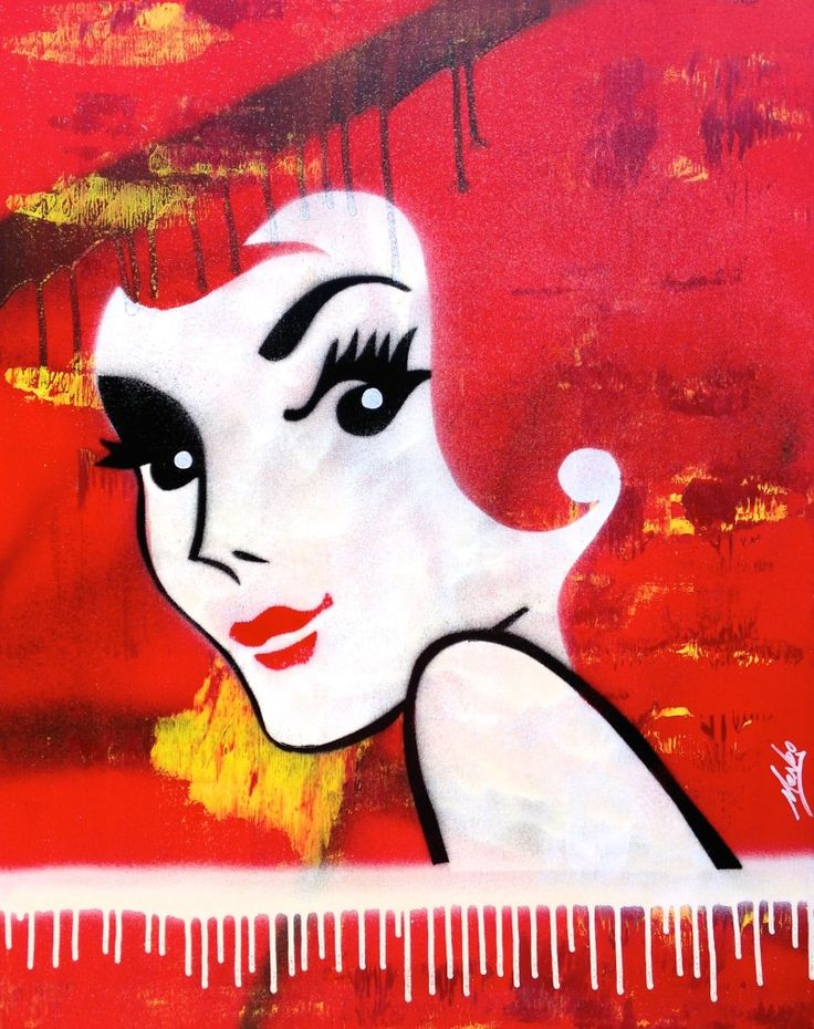 REDHEAD of MELBOURNE – Melbourne Street Art
