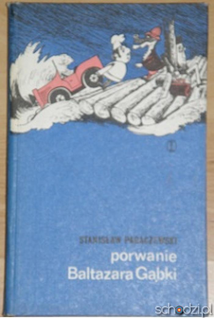 Porwanie Baltazara Gąbki Stanisław Pagaczewski - Schodzi.pl