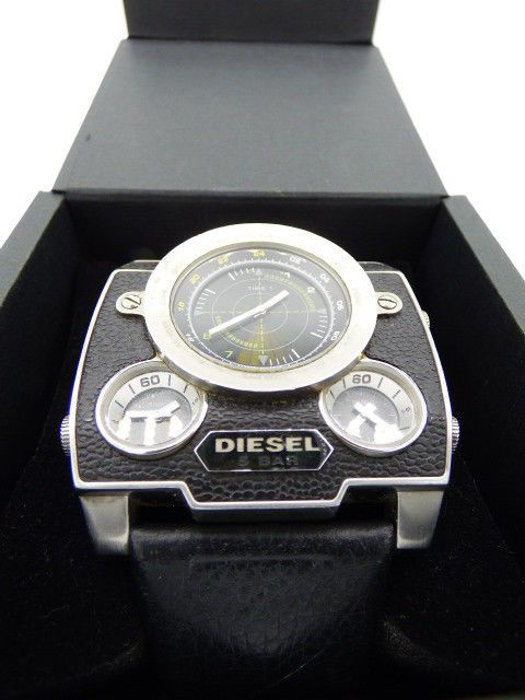 Diesel Watch 5 Bar Stainless Steel DZ-1243 Only the Brave  Diesel ... e117a6e105