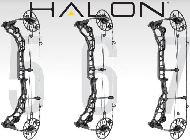 Mathews Halon 5/6/7 brace height binary cam