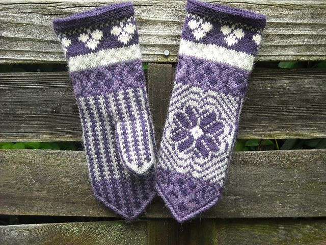 62 best fair isle patterns images on Pinterest | Knitting projects ...