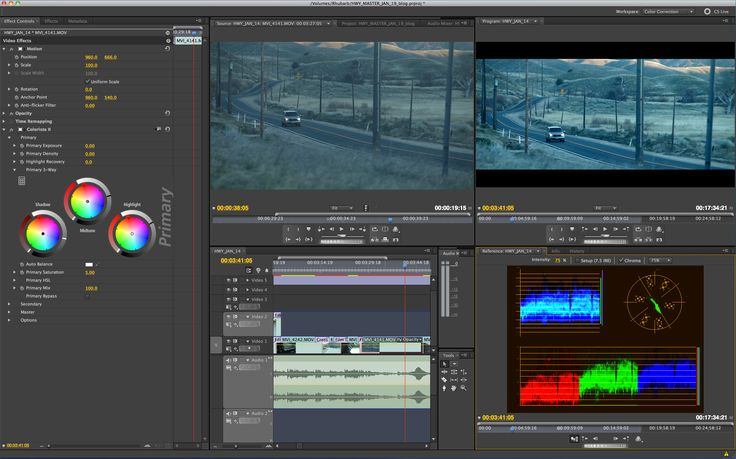7 Tips for Color Correction, including order of operations