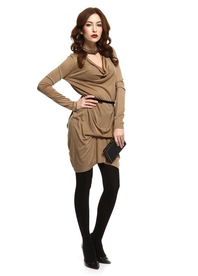 Zeki Triko Tunik elbise Markafoni'de 229,99 TL yerine 94,99 TL! Satın almak için: http://www.markafoni.com/product/3142926/