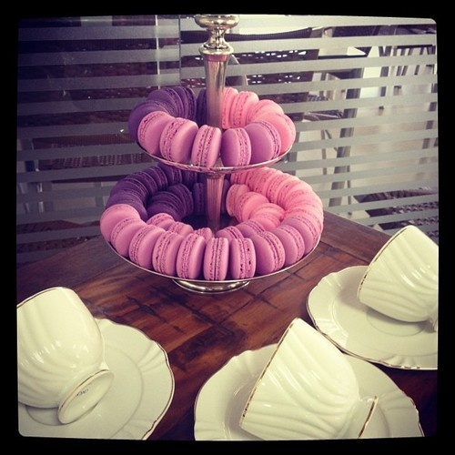 17 Best Images About Macaron Stands On Pinterest Vintage