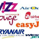Bilete de avion low-cost versus bilete de avion de la marile companii