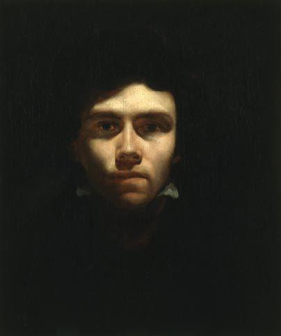Delacroix-autoportrait 1816