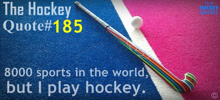 Inspiring Hockey's World .