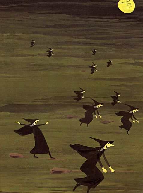 ✯ A Woggle of Witches :: Artist Adrienne Adams ✯