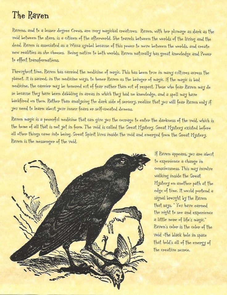 symbolism in the raven by edgar