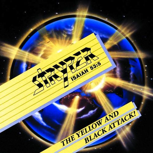 Styper: The Yellow and Black Attack 1986 Re-Release