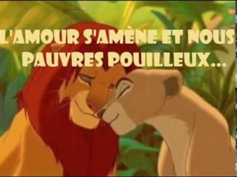 Medley chansons Roi Lion