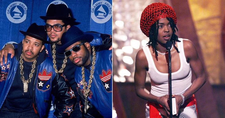 Rap's Odd Grammy Past: Hip-Hop at the Show from Run-D.M.C. to Lauryn Hill #headphones #music #headphones
