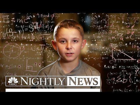 NBC News: Inside The Mind Of Jaxon Cota An 11-Year-Old Kid