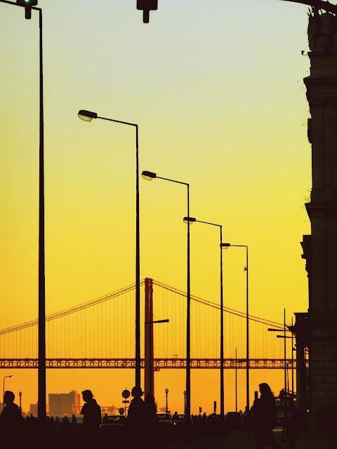Sunset Lisbon