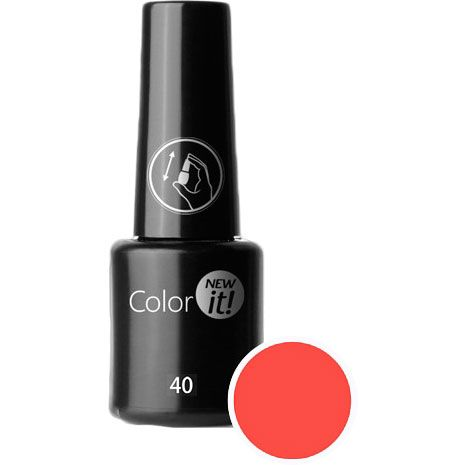 Гель-лак Silcare Color it — новый гибридный гелевый лак для ногтей, гель-лаковый маникюр является популярной тенденцией в дизайне ногтей. Теперь с улучшенной формулой гибридной системы Color it ваши ногти не потеряют красоту 2 недели! Гибридный гель-лак Silcare Color it прекрасно держится на ногтях, и не тускнеет. Плотность новой улучшенной формулы Color it была увеличена на 50%. Гель-лаки Silcare Color it не ослабляют ногтевую пластину и легко снимаются. Сохнут как в традиционной УФ-лампе…