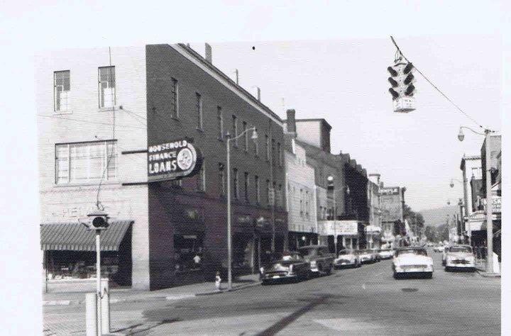 Sixth Street 1950's
