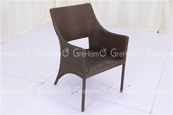 cheap rattan outdoor furniture china for Starbuck cafe