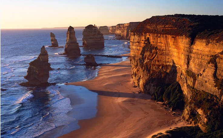 sunset: Beautiful Plac, Port Campbell, Buckets Lists, Victoria Australia, Places I D, National Parks, Twelv Apostle, Campbell National, 12 Apostle