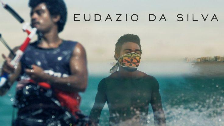 Eudazio Da Silva. Nobile Kiteboarding atlete Eudazio Da Silva from Brazil, riding in Egypt after finishing fourth at the PKRA World Tour in ...