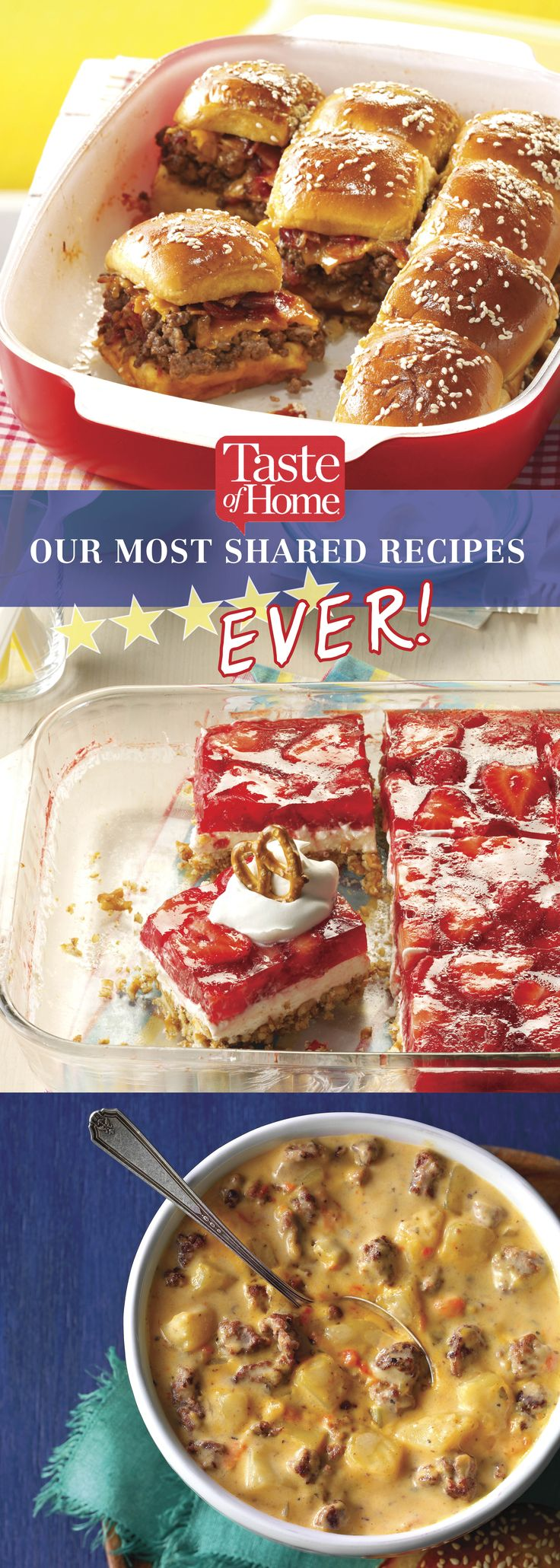 Our Most-Shared Recipes Ever (from Taste of Home)