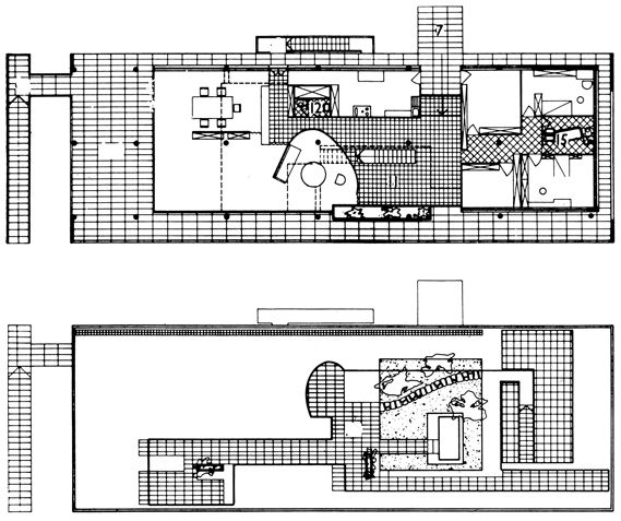 6726 Study Dwg Case House in addition Modern Usonian House Plans as well 26599454024056014 besides  moreover House plans with attached apartment. on neutra house plans