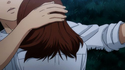 Ao Haru Ride~ This moment was so touching :'( *-* Love Kou ♥