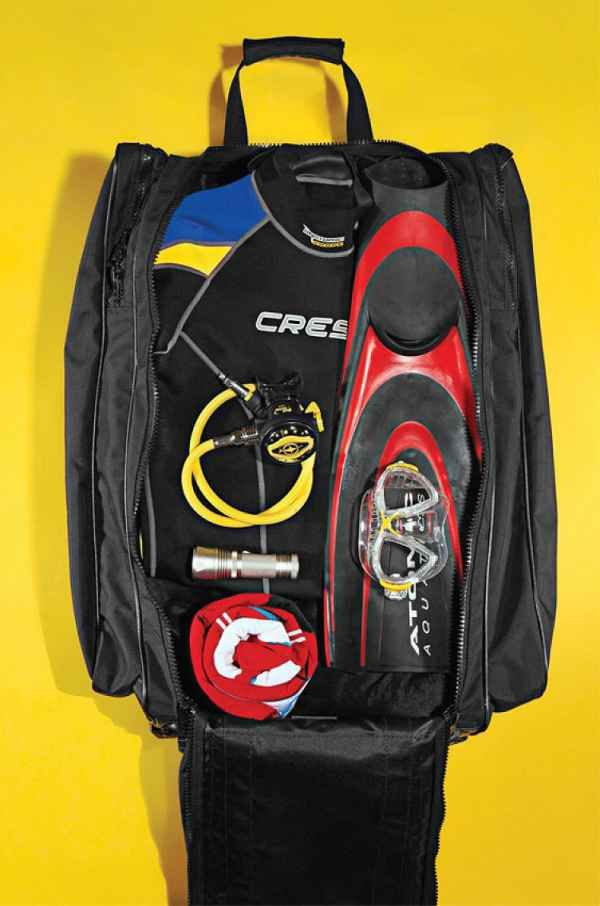 Pack List: What ScubaLab Gear Fits into each Dive BagHere's the full list of gear the ScubaLab testers fit into the 14 dive bags we tested for our readers.