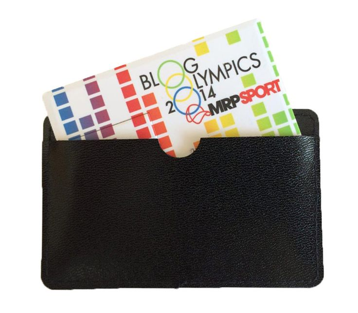 Mr Price Sport Card USB in Pouch. #flashdrive #card #usb