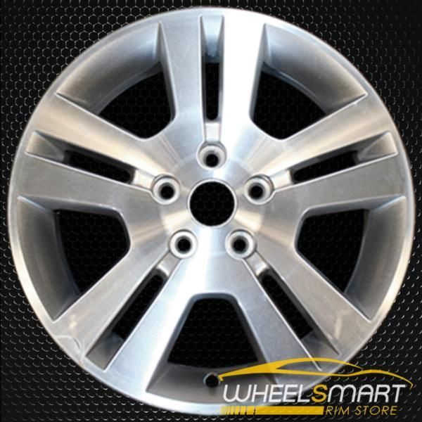17 Ford Fusion Oem Wheel 2006 2009 Machined Alloy Stock Rim 3628
