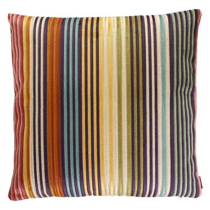 Discover the Missoni Home Libertad Cushion - T140  - 40x40cm at Amara