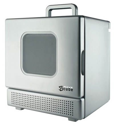 iWave Cube Portable Microwave