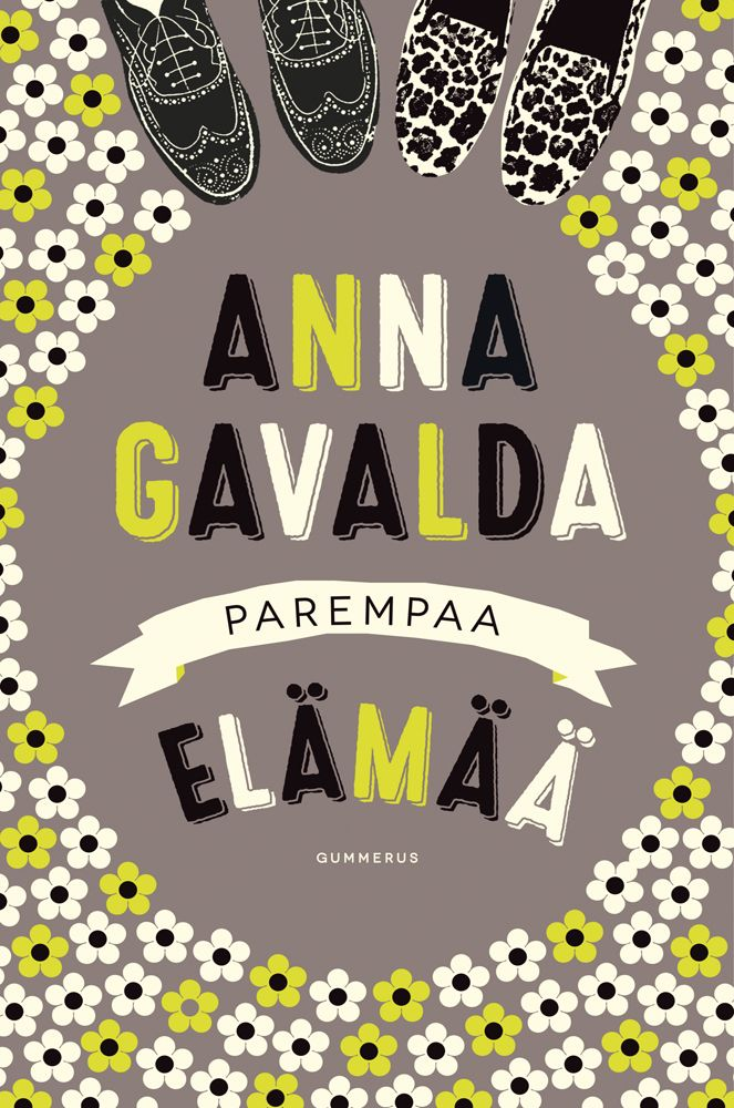 Gavalda, Anna: Parempaa elämää
