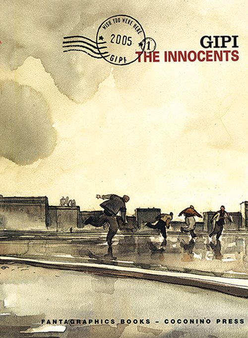 The Innocents by Gipi