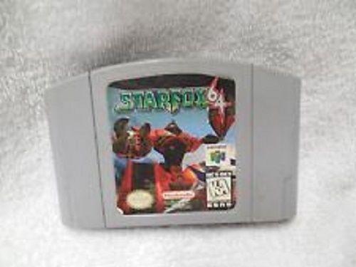 Star Fox 64 (Nintendo 64, 1997)