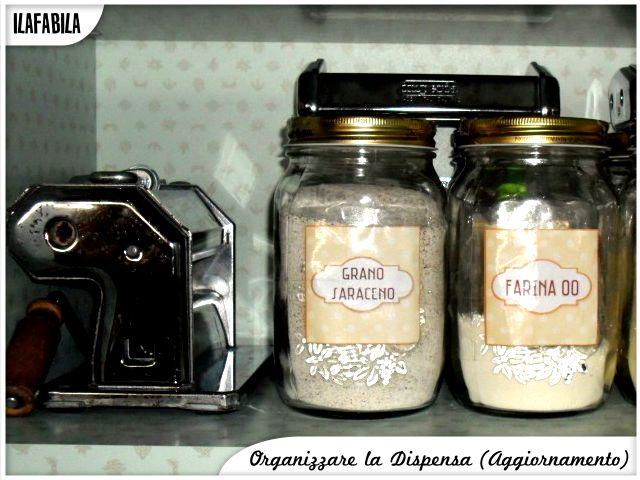 Organizzare la Dispensa (Aggiornamento) - Farine