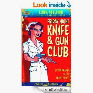 Bookreviews: Friday Night Knife and Guns club by Linda Collison...