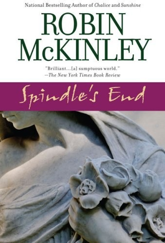 YA. Spindle's End by Robin McKinley.