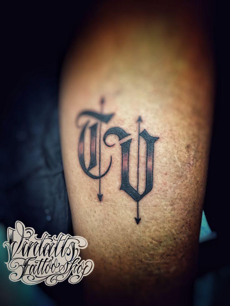 Fonts tattoo
