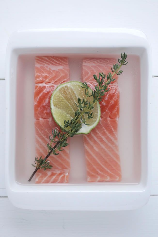 How to poach salmon. I'll have to try this out in the new school year.