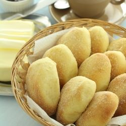 Make your own homemade Pandesal with this easy and simple Pandesal Recipe. Soft and fluffy, covered with breadcrumbs best serve while hot!