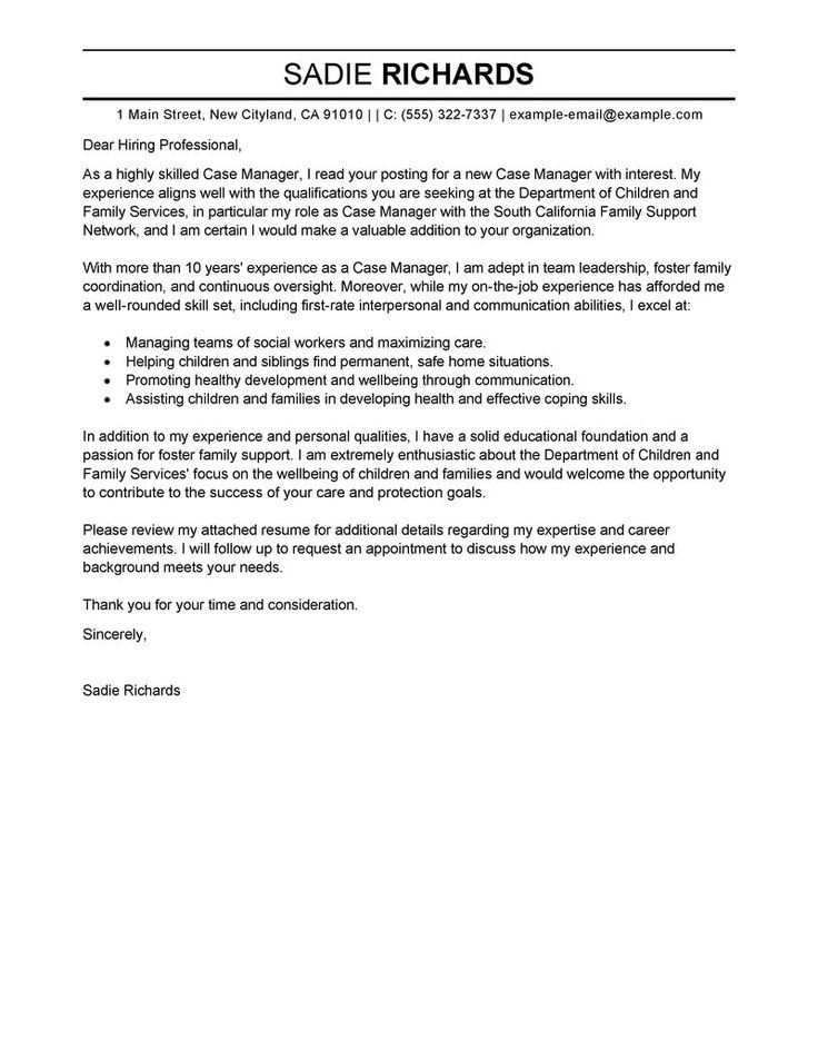 The 25+ best Effective cover letter ideas on Pinterest Cover - sample marketing cover letter example
