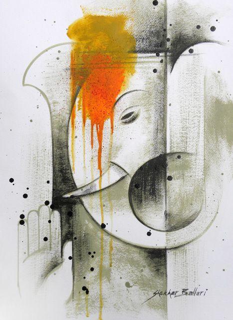 Ganesh by Shekhar Ballari