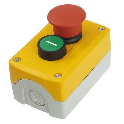 $11.81 (Buy here: https://alitems.com/g/1e8d114494ebda23ff8b16525dc3e8/?i=5&ulp=https%3A%2F%2Fwww.aliexpress.com%2Fitem%2FNC-Red-Mushroom-NO-Green-Flat-Momentary-Pushbutton-Switch-Station-SPST-240V-3A%2F1713907074.html ) NC Red Mushroom NO Green Flat Momentary Pushbutton Switch Station SPST 240V 3A for just $11.81