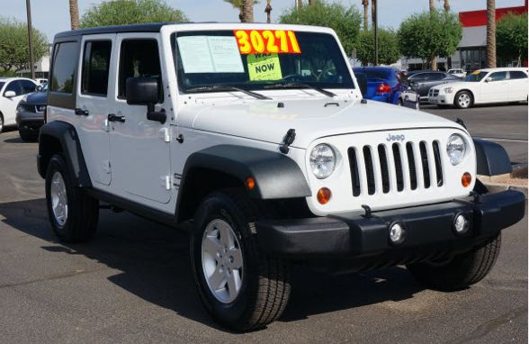 Are you in need of a Jeep? If so, you are in luck! Here at Larry H. Miller Dodge RAM Avondale, we have a huge selection of Pre-Owned Jeeps starting with the 2006 Jeep Wrangler Unlimited.