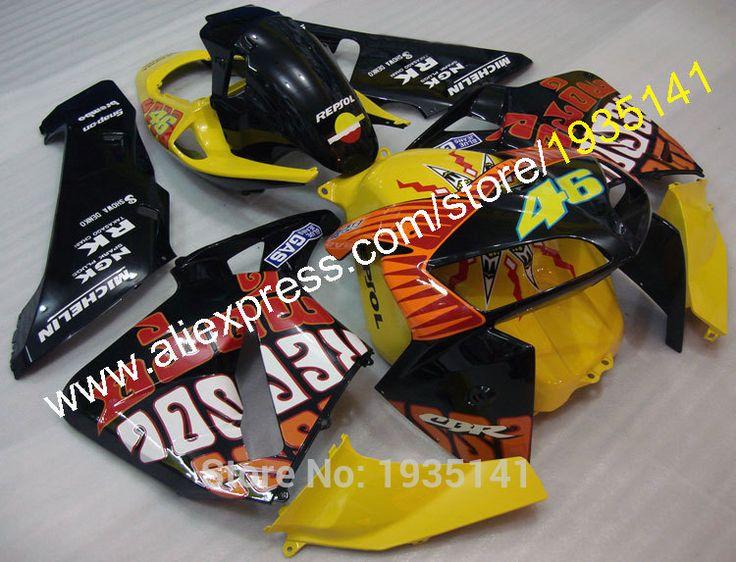 Hot Sales,For Honda CBR600RR F5 2005 2006 F5 CBR600-RR CBR 600 RR Bodywork Kit Aftermarket Motorbike Fairing (Injection molding) #Affiliate