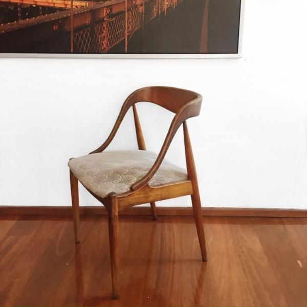 SET OF SIX REFINISHED & YOUR CHOICE OF WARWICK FABRIC | Dining Chairs | Gumtree Australia Brisbane South East - Rochedale | 1131586120
