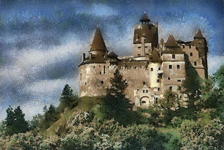 Georgi Dimitrov —  Dracula Castle Romania (900x603)