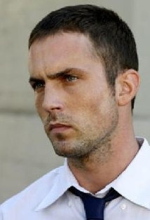 Desmond Harrington as Lachlan MacCallister from The Warrior by Kinley MacGregor