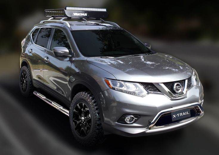 X-Trail N-Trek in Australia? - Nissan Forum | Nissan ...